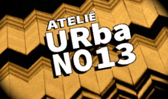 """Atelie Urbano 13""'s Logo"