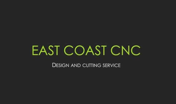 East Coast CNC's Logo