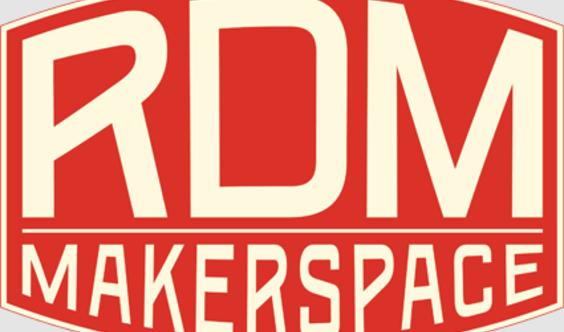 RDM Makerspace's Logo