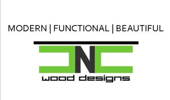 CnC Wood Designs's Logo