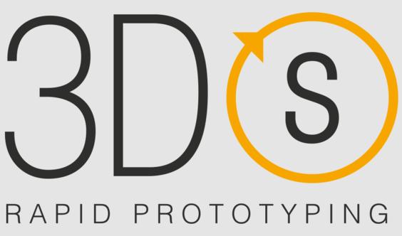 3D SOLUTIONS's Logo