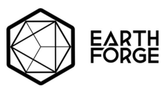 EarthForge's Logo