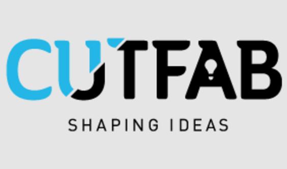 Cutfab's Logo