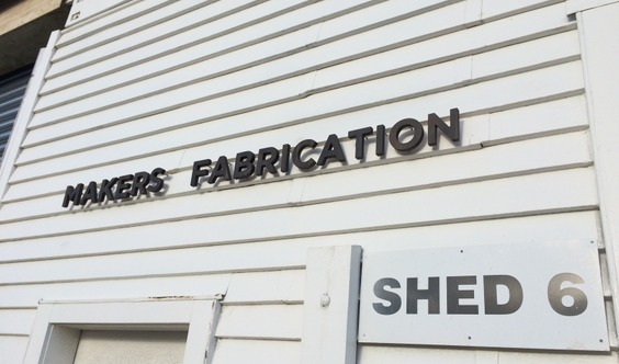 Makers Fabrication's Logo