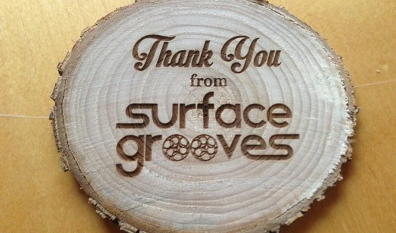 Surface Grooves's Logo