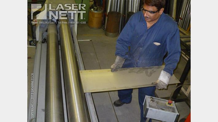 Fabhub Lasernett Laser Cutting Laser Engraving