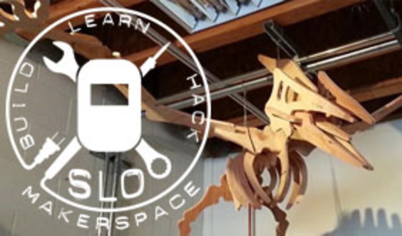 SLO MakerSpace's Logo