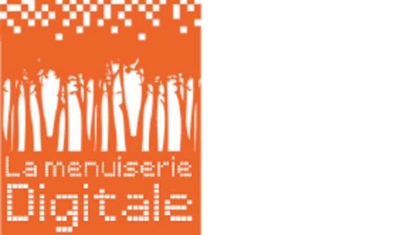 La Menuiserie Digitale's Logo