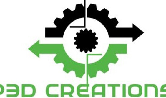 P3D Creations's Logo