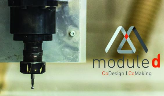 module d's Logo