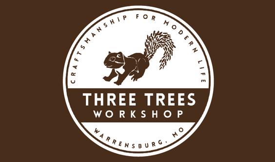 Three Trees Workshop's Logo