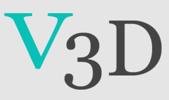 Vivid3D's Logo
