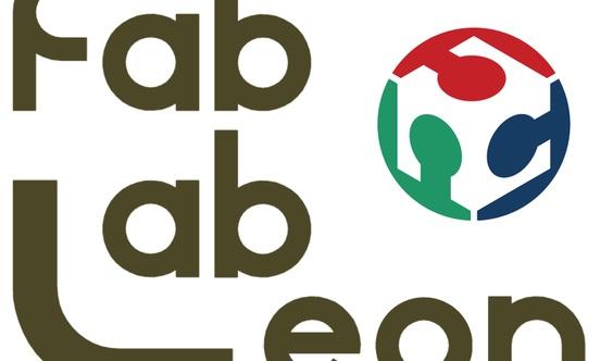 Fab Lab Leon's Logo