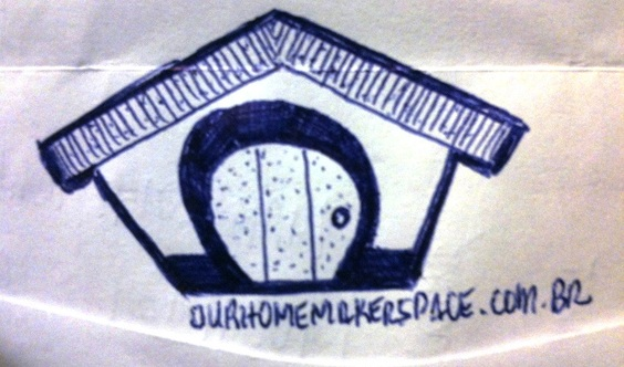 OHMS Our Home MakerSpace's Logo