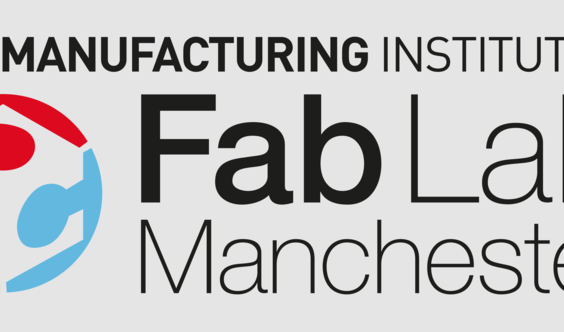Fab Lab Manchester's Logo
