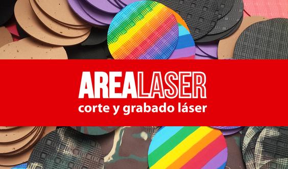 Area Laser's Logo
