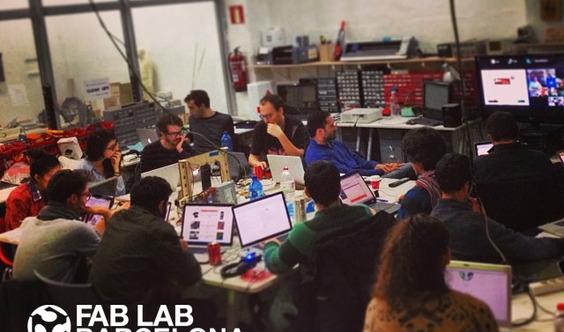Fab Lab Barcelona's Logo